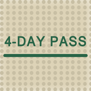 Picture of 2018 Milwaukee Irish Fest 4-Day Pass
